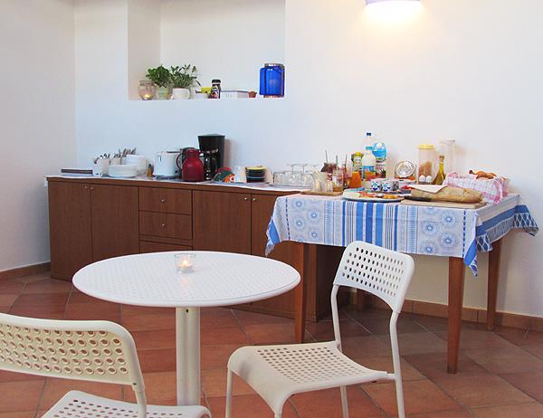 B&B Casa Le Terrazze: Bed and Breakfast in Tropea - Tropea-Ferien.de