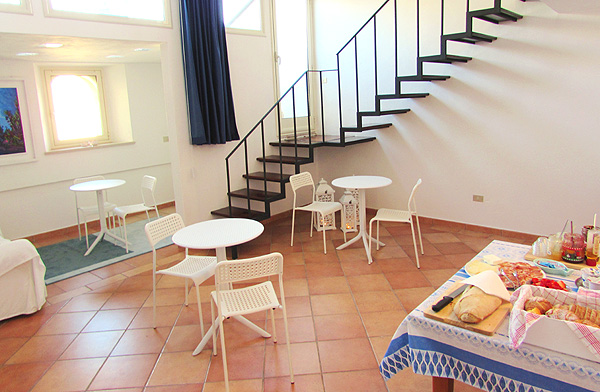 B&B Casa Le Terrazze: Bed and Breakfast in Tropea - Tropea-Ferien.de